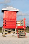 Lifeguard Shack