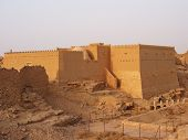 Diriyah, clay fortress in Er Riyadh, Saudi Arabia