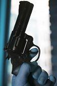 Pistol Automatic Handgun poster