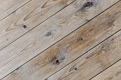 Wood Texture Background Planks ,brown Wood Planks poster