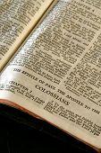Bíblia série Colossenses