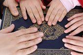 Holy islamic book Koran