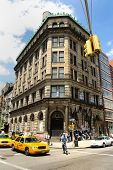 NEW YORK CITY - MAY 15: Even though the building at 190 Bowery looks abandoned, it is actually a 72