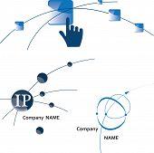 Communication Icon. . Internet. Wireless. Vector Illustration