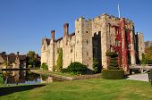 pic of hever  - Historic Hever Castle and Gardens with its enchanting double - JPG