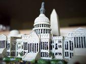 Capitol Building Model
