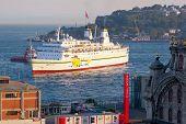 Passenger Ship ROYAL IRIS