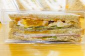 Sandwich In Package