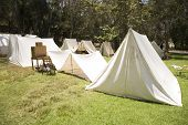 Civil War Bivouac