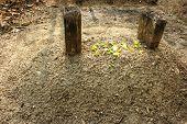 javanese ethnic cemetery