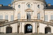 foto of duke  - The rococo style Palace of the Solitude in Stuttgart - JPG