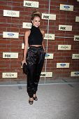 LOS ANGELES - SEP 10:  Becca Tobin arrives at the FOX Eco-Casino Party 2012 at Bookbindery on Septem