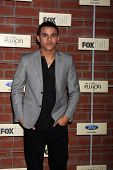 LOS ANGELES - SEP 10:  Jacob Artist arrives at the FOX Eco-Casino Party 2012 at Bookbindery on Septe