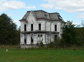 Spooky Old Abandoned House