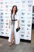 LOS ANGELES - JUN 5:  Emma Bates arrives at the