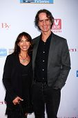 LOS ANGELES - JUN 2:  Susanna Hoffs, Jay Roach arrives at the WGA's 101 Best Written Series Announcement at the Writers Guild of America Theater on June 2, 2013 in Beverly Hills, CA