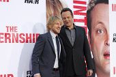 LOS ANGELES - MAY 29:  Owen Wilson, Vince Vaughn arrives at the