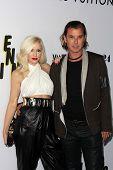 LOS ANGELES - JUN 4:  Gwen Stefani, Gavin Rossdale arrivesa at the