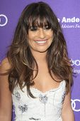 LOS ANGELES - JUN 8:  Lea Michele arrives at the 12th Annual Chrysalis Butterfly Ball at the Private