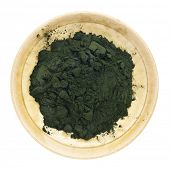 pic of chlorella  - Nutrient - JPG