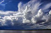 Nubes de verano