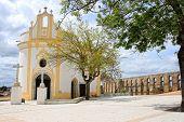 Beautiful Quaint Church In Elvas