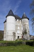 Castle Of Vernon, Haute Normandie, France