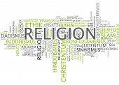foto of evangelism  - Word cloud  - JPG
