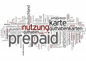 Word Cloud - Prepaid