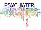 Word Cloud - Psychiatrist
