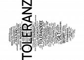 Word Cloud - Tolerance