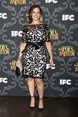 LOS ANGELES - JAN 7:  Jennifer Caserta at the IFC's