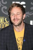 LOS ANGELES - 7 de JAN: Chris O'Dowd en la IFC está