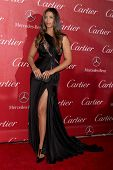 PALM SPRINGS - 4 de JAN: Camila Alves McConaughey en el Palm Springs Film Festival Gala en Palm Sprin
