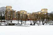 Building Of The Kaliningrad Regional Court. Kaliningrad (until 1946 Koenigsberg), Russia