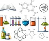 Science and Chemistry Icons
