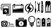 set electrical objects