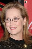 PALM SPRINGS - 4 de JAN: Meryl Streep en el Palm Springs Film Festival Gala en Palm Springs Conventio
