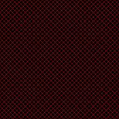 Seamless Mesh Pattern In Red And Black
