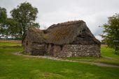 Old Leanach Cottage