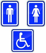Vector Set Of Wc Signs