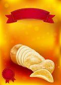 Potato Tuber And Chips