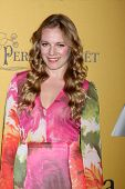 LOS ANGELES - JUN 11:  Emma Bell at the Women In Film 2014 Crystal + Lucy Awards at Century Plaza Ho
