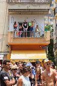 Tel Aviv Pride Parade 2014