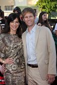 LOS ANGELES - JUN 10:  Perrey Reeves at the