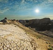 Mountains Shalkar-nura In Kazakhstan