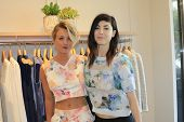 LOS ANGELES - JUN 12:  Kaley Cuoco, Bri Cuoco at the Launch of the Little White Dress Capsule Collection at Rebecca Taylor Robertson Store on June 12, 2014 in Los Angeles, CA