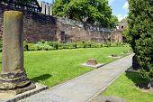 Roman Gardens in Chester