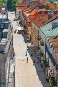Sandomierz, Historic Old Town,