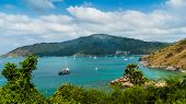 Beautiful View Of Phuket Island